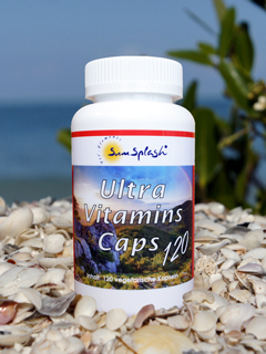 SunSplash Ultra Vitamins Caps